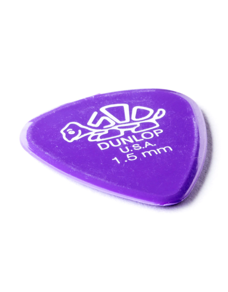 Dunlop Delrin 500 1.5 mm gitaar plectrum