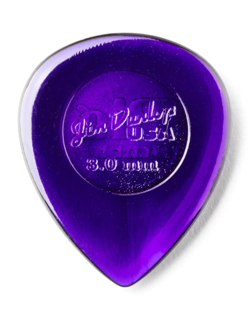 Dunlop Stubby 3.0 mm gitaar plectrum