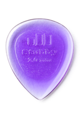 Dunlop Stubby Jazz 2.0 mm gitaar plectrum
