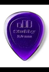 Dunlop Stubby Jazz 3.0 mm gitaar plectrum
