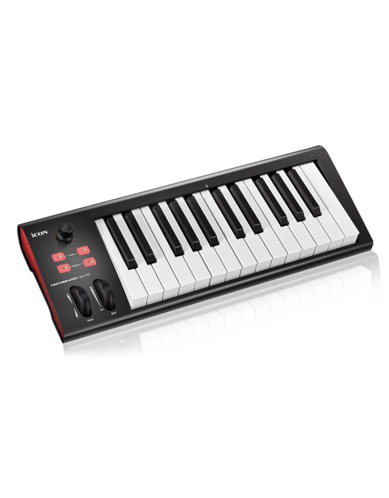 iCON iKeyboard 3 nano USB midi keyboard