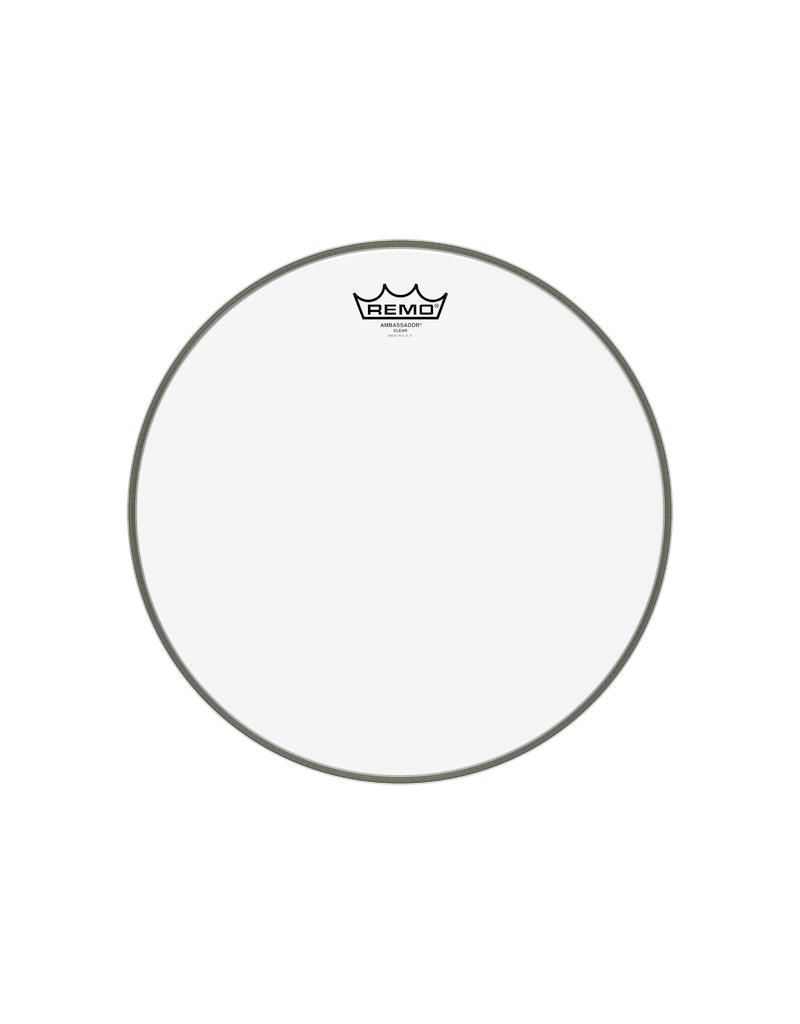 "Remo BA-0312-00 Ambassador clear 12"" drumhead"
