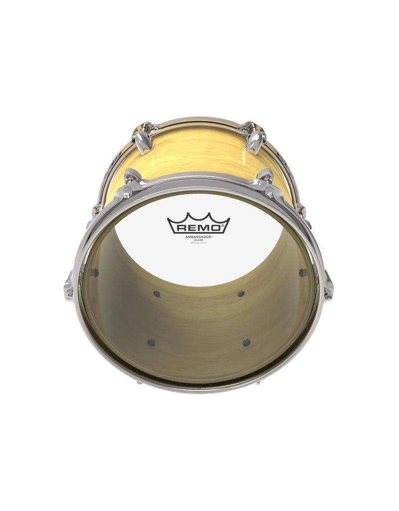 """Remo BA-0316-00 Ambassador clear 16"""" drumvel"""