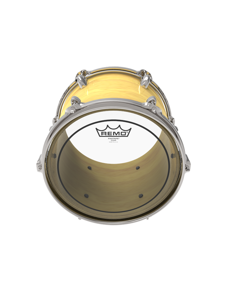 """Remo PS-0310-00 Pinstripe clear 10"""" drumhead"""