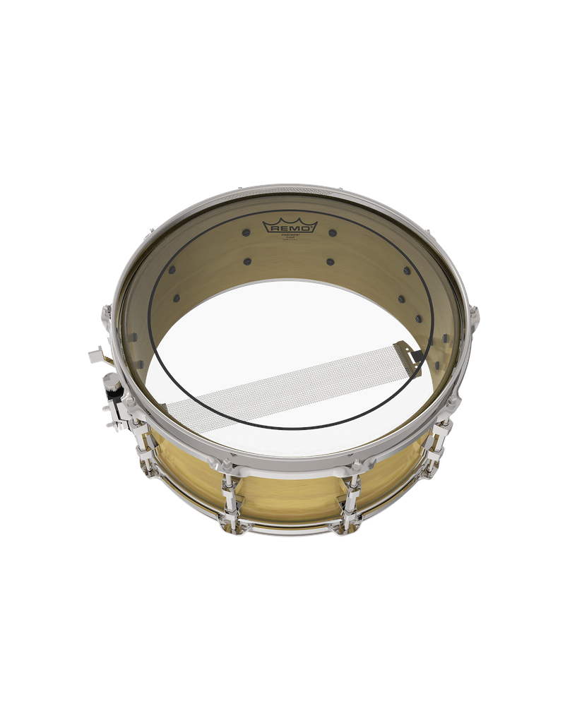 """Remo PS-0313-00 Pinstripe clear 13"""" drumhead"""