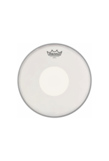 """Remo CS-0114-00 Controlled sound coated white dot 14"""" drumvel"""