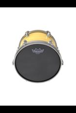 """Remo BA-0812-00 Black suede ambassador coated 12"""" drumvel"""