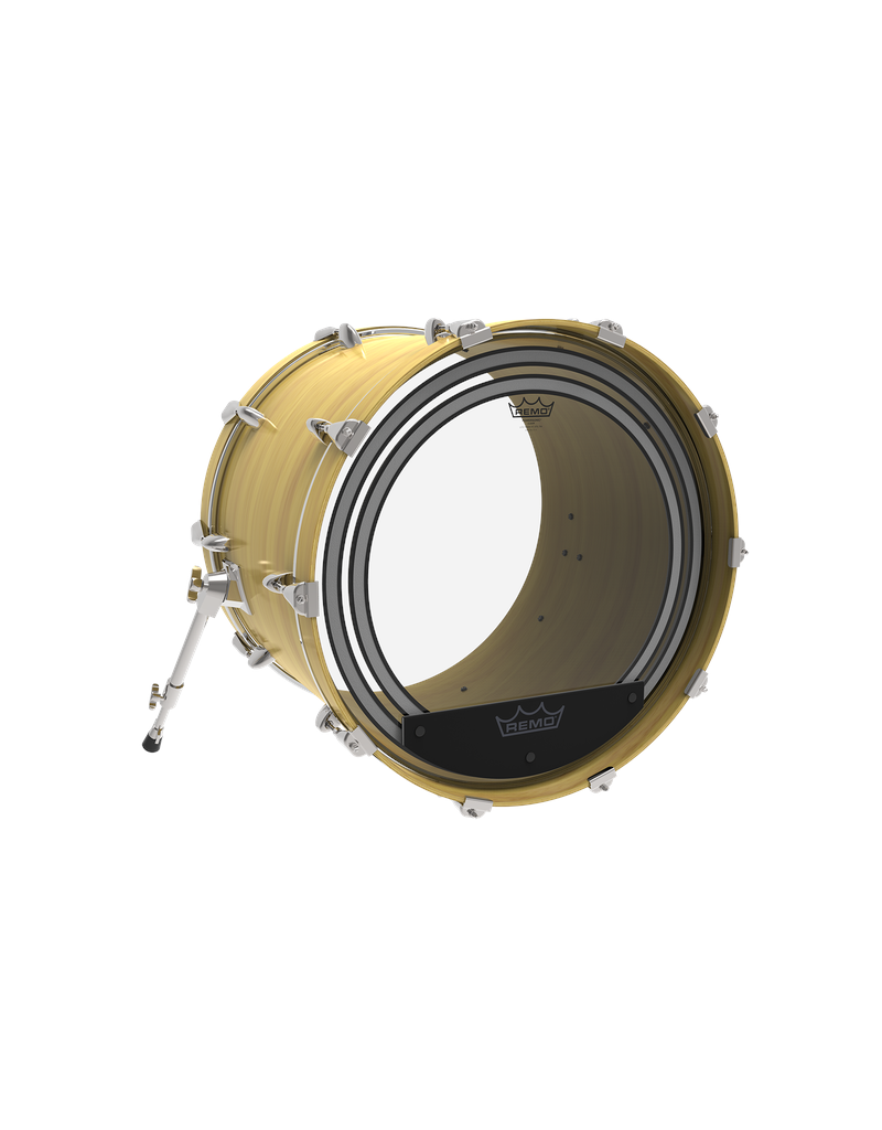 "Remo PW-1320-00 Powersonic bas drumvel 20"""