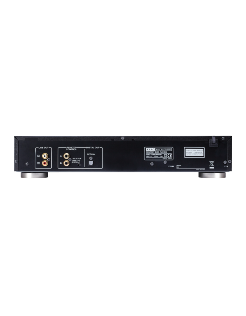 TEAC CD-P650 CD-player with USB recorder