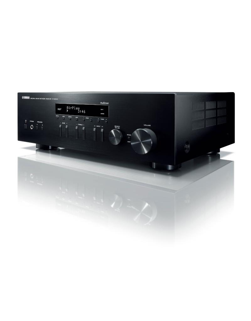 Yamaha R-N303D BK Stereo netwerk receiver zwart