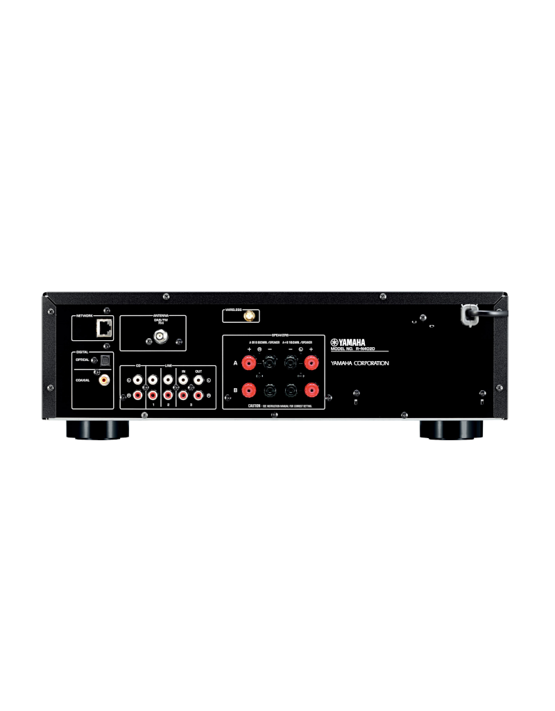 Yamaha R-N402D BK Stereo network receiver black