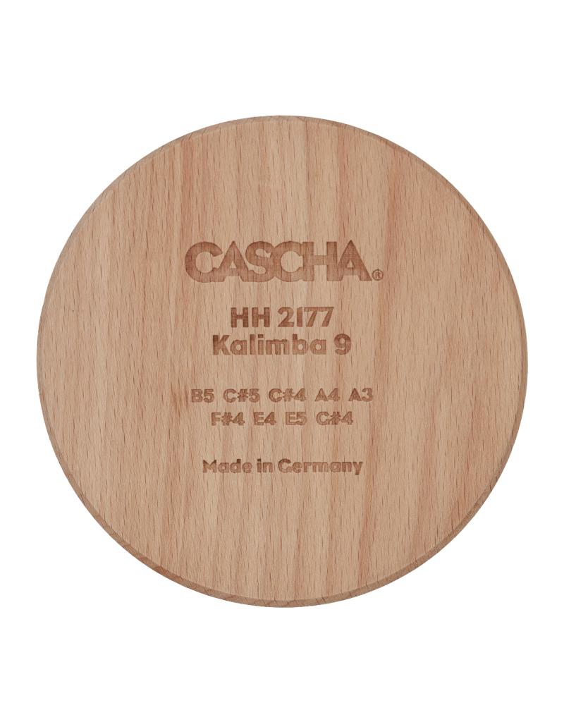 Cascha Beech 9 kalimba