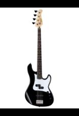 Cort GB14PJ BK Bass guitar black