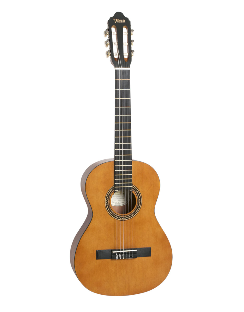 Valencia VC204 Classical guitar antique natural