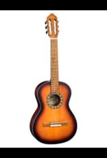 Valencia VC304 ASB Classical guitar antique sunburst