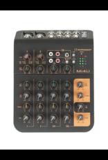 Audiophony Mi4U 4-channel mixer with USB