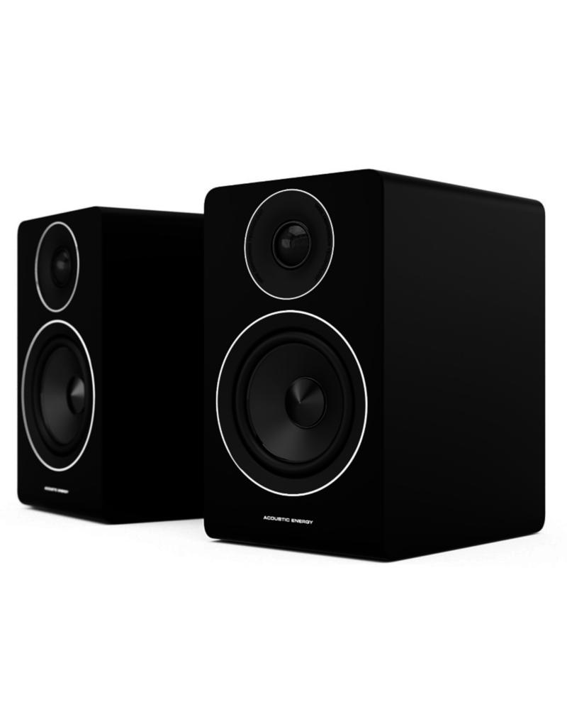 Acoustic Energy AE100 BK Bookshelf speaker black