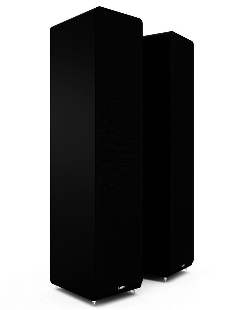 Acoustic Energy AE109 BK Zuil luidspreker zwart