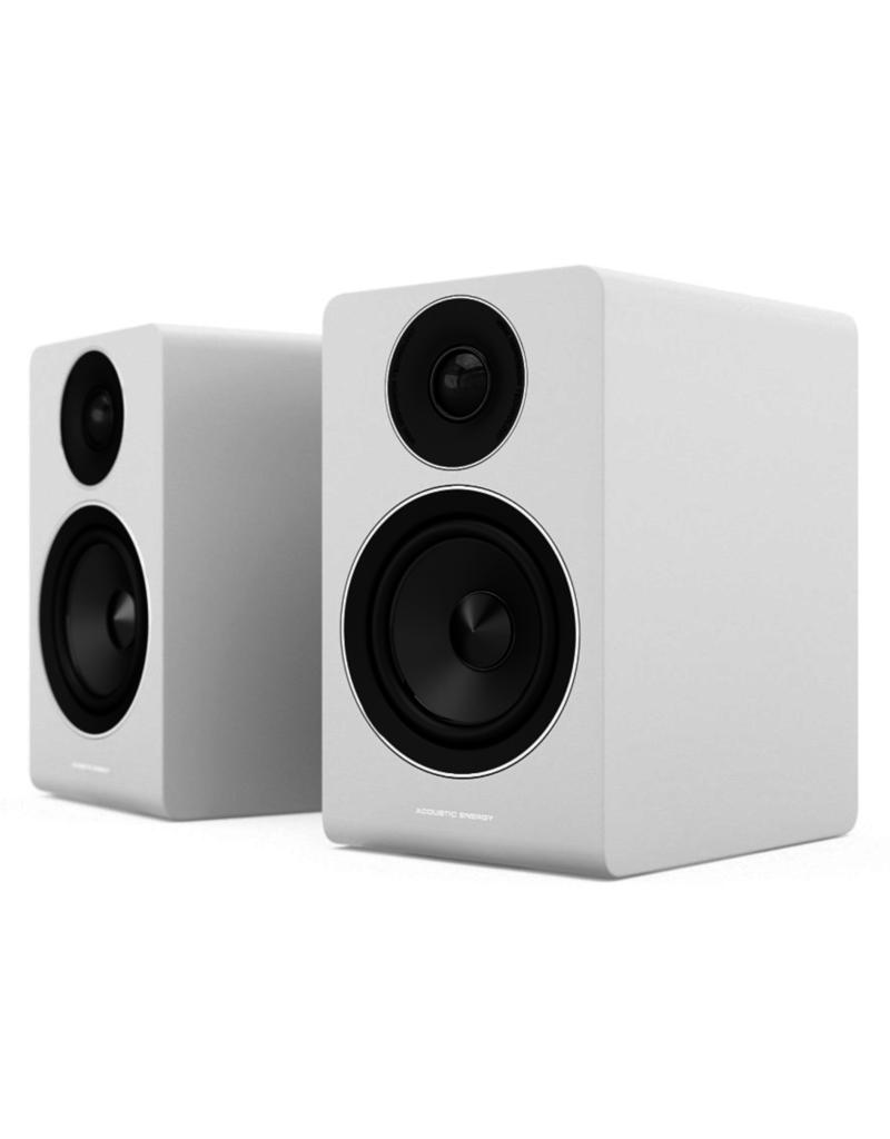 Acoustic Energy AE100 WH Bookshelf speaker white