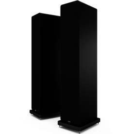 Acoustic Energy AE120 BK floorstanding speaker