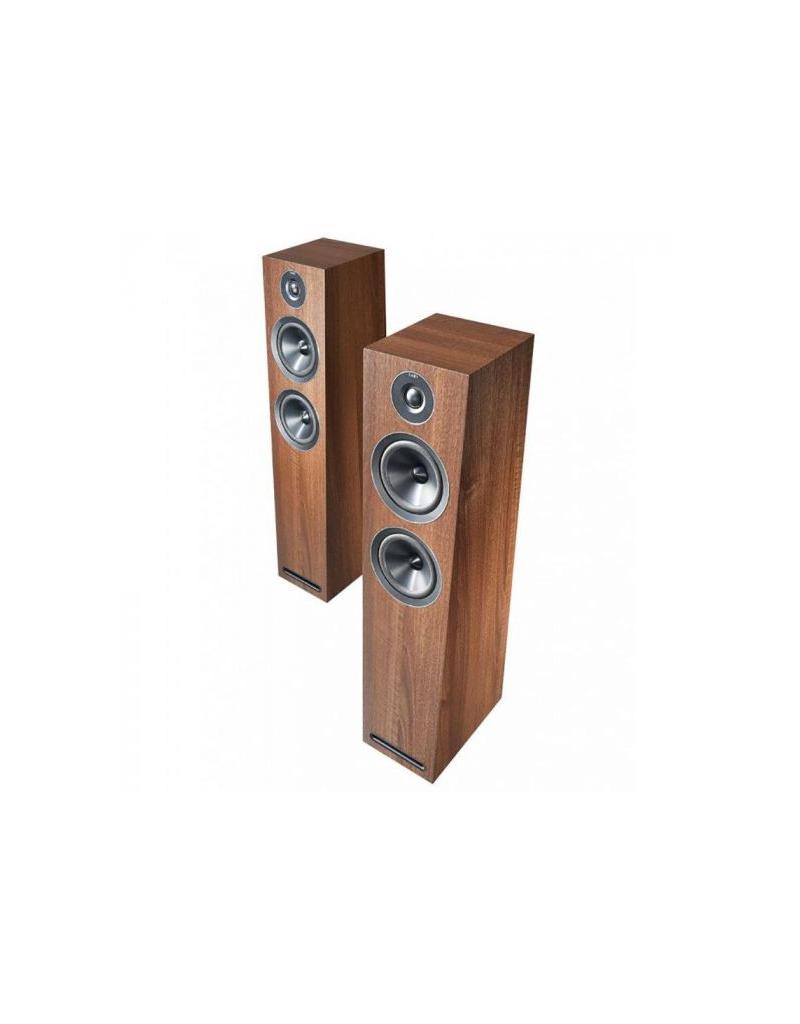 Acoustic Energy AE103 WN Zuil luidspreker walnoot