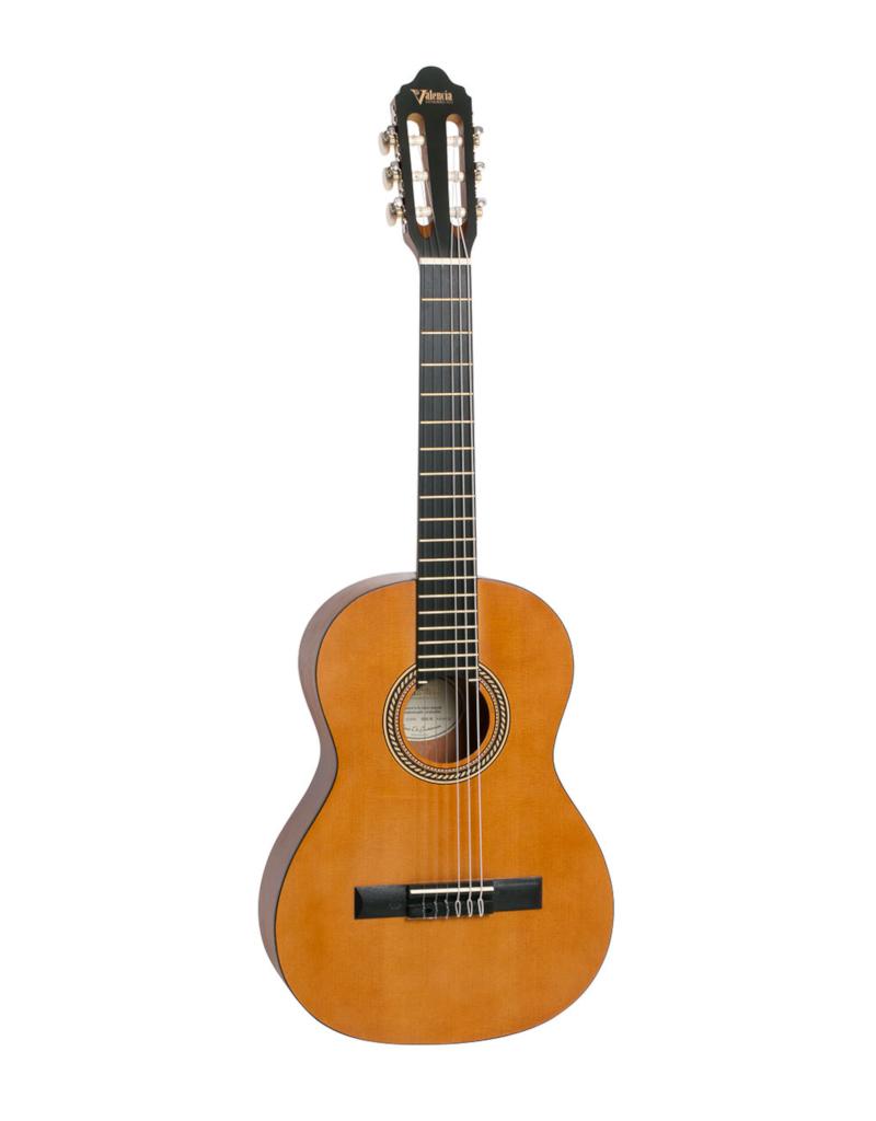 Valencia VC203 AN 3/4 Klassiek gitaar antique natural