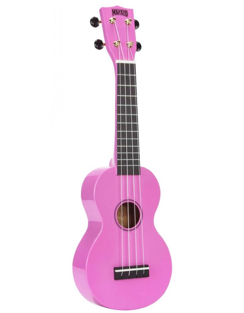 Mahalo MR1 PK sopraan ukelele roze