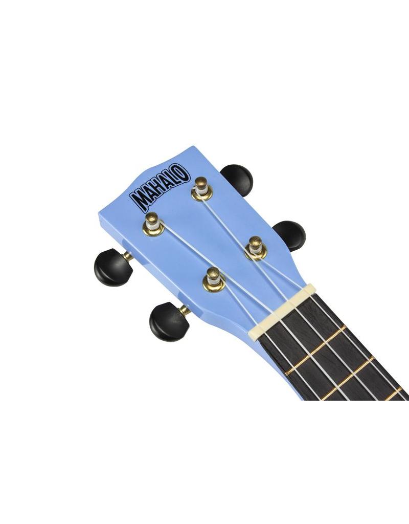 Mahalo MR1 LBU sopraan ukelele licht blauw