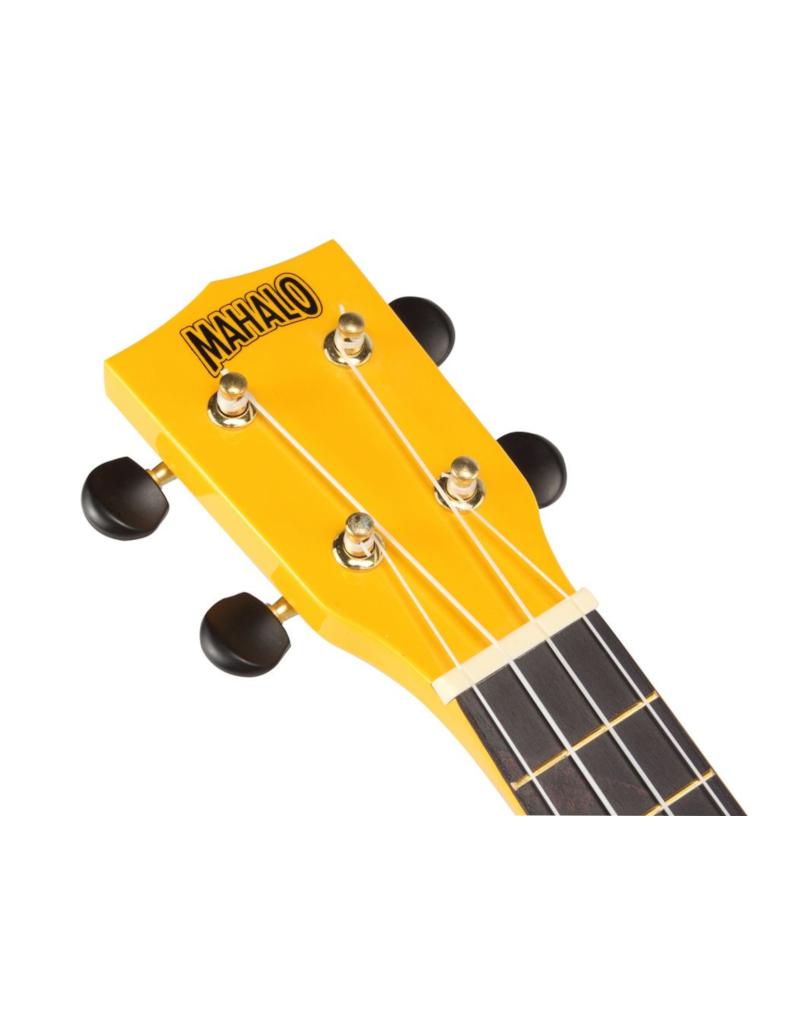 Mahalo MR1 YW sopraan ukelele geel
