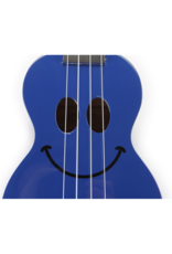 Mahalo U-Smile Sopraan ukelele blauw