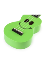 Mahalo U-Smile Sopraan ukelele groen