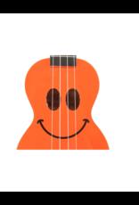 Mahalo U-Smile Sopraan ukelele oranje