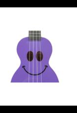 Mahalo U-Smile Sopraan ukelele paars