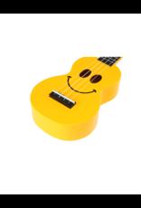 Mahalo U-Smile Sopraan ukelele geel