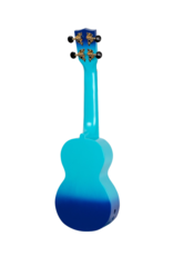 Mahalo MD1HABUB soprano ukulele Hawaii blue burst