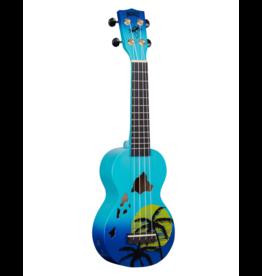 Mahalo MD1HABUB soprano ukulele