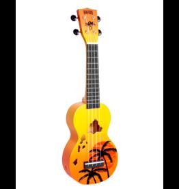 Mahalo MD1HAORB soprano ukulele