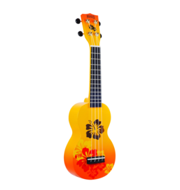 Mahalo MD1HBORB soprano ukulele