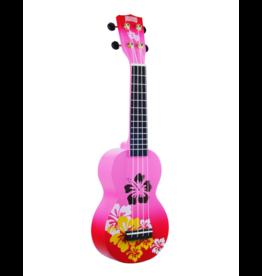 Mahalo MD1HBRDB soprano ukulele