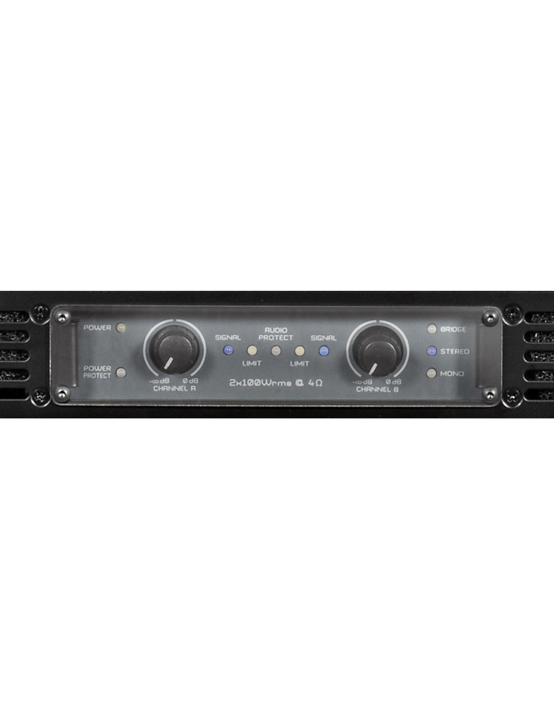 JB Systems AMP100.2 Professional amplifier