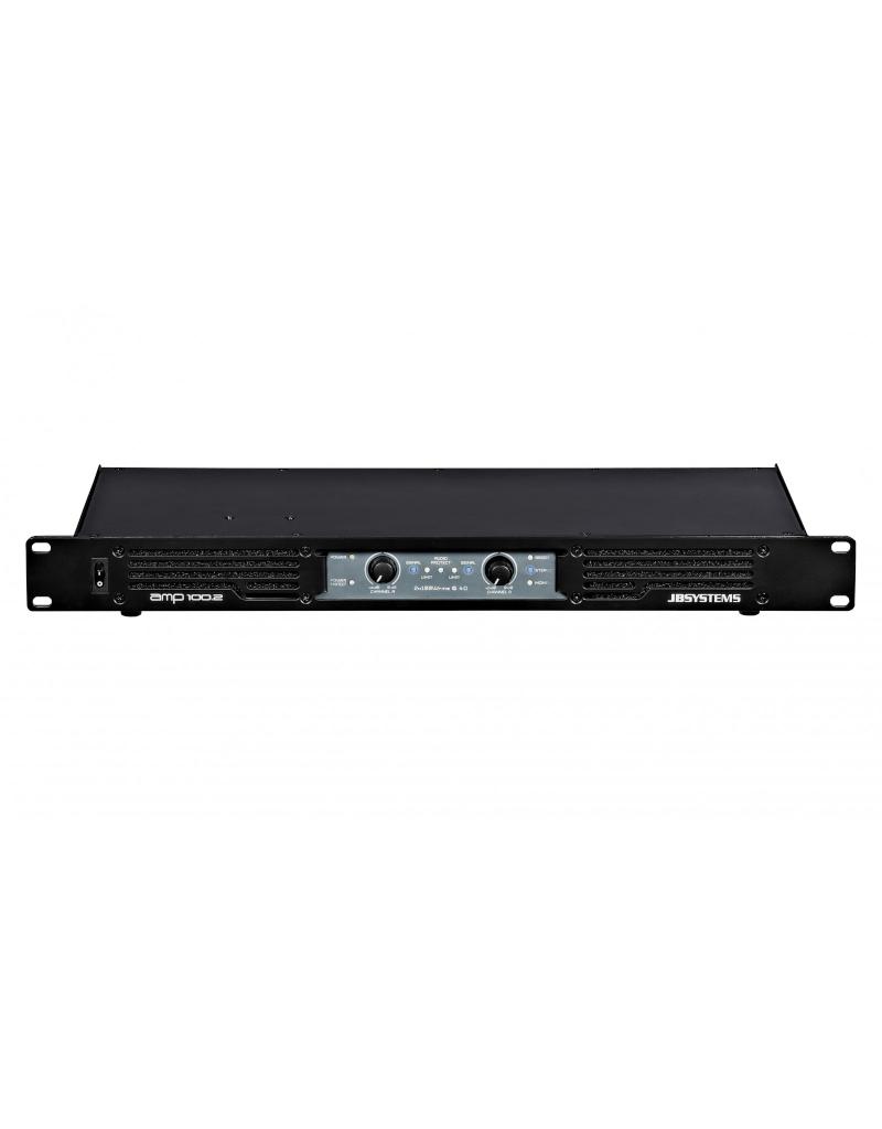JB Systems AMP100.2 Professionele versterker
