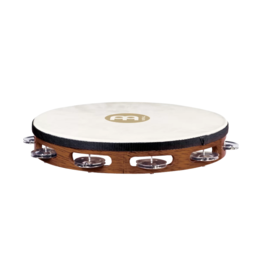 Meinl Headed tambourine with steel jingles