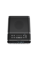 Pure Siesta Home graphite Dab/FM radio with bluetooth and cd-player