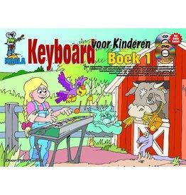 Koala Keyboard voor Kinderen