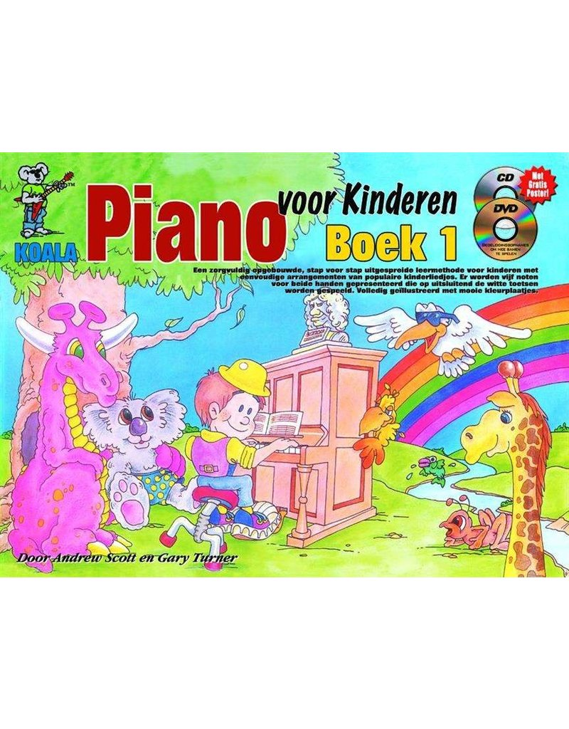 Koala Piano for Kids textbook