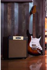 Cort CM15R BK Elektrisch gitaar versterker zwart