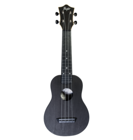 Flight Travel black soprano ukulele