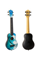 Flight TUS25 Travel surf soprano ukulele