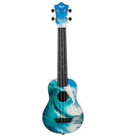 Flight Travel surf soprano ukulele