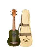 Flight NUS380 Gemstone Jade sopraan ukelele